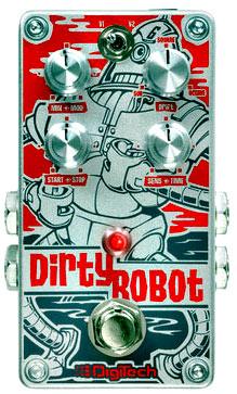 Digitech DIG0177 Dirty Robot Pedal