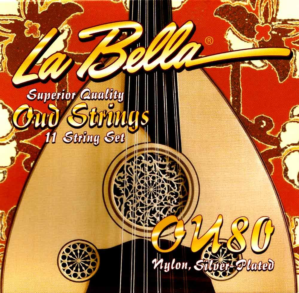 La Bella Turkish Oud Strings