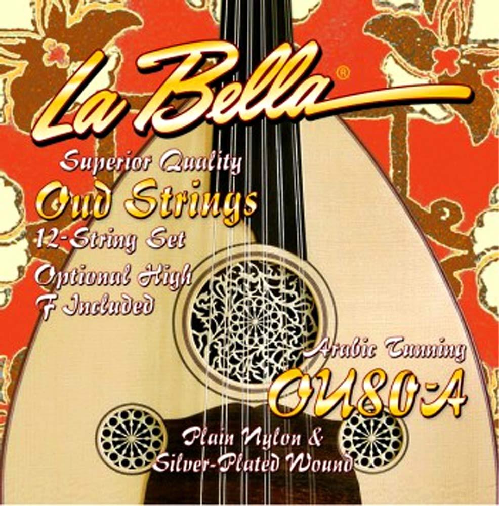 La Bella Arabic Oud Strings
