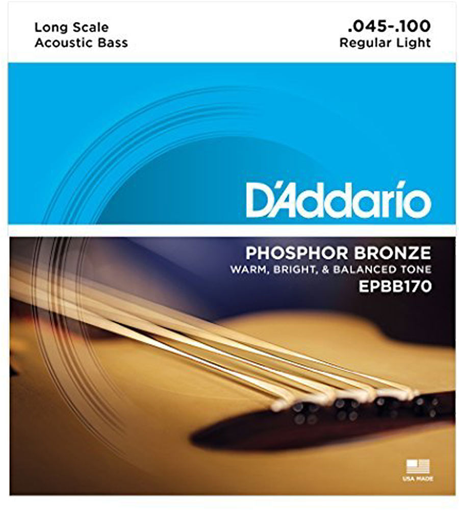 D'addario EPBB170 Acoustic Bass Strings