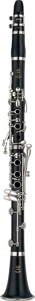 Yamaha YCL-450 MKIII Bb Clarinet