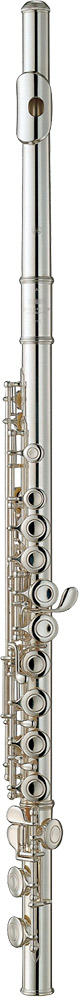 Yamaha YFL-212 Flute, Silver Plated