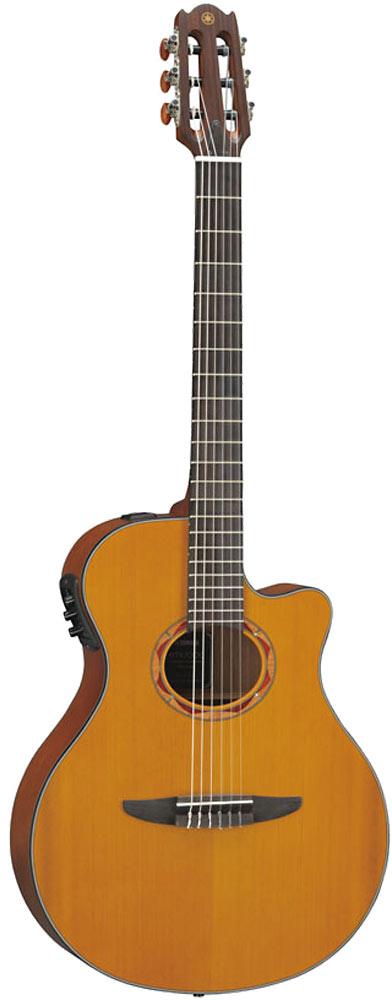 Yamaha NTX700C Electro Classical Guitar