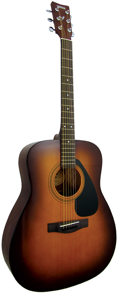Yamaha F310 Acoustic Guitar, Sunburst