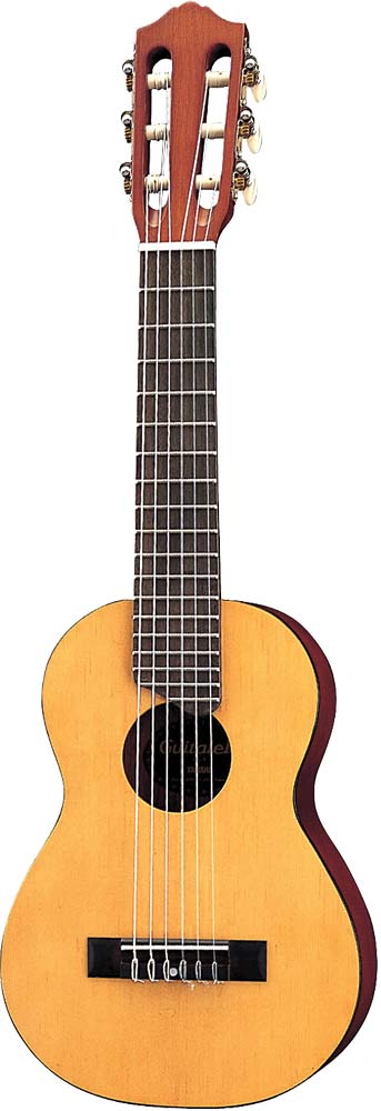 Yamaha GL1 Guitalele, Natural Finish
