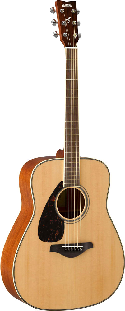 Yamaha FG820 Acoustic Guitar, Left Handed