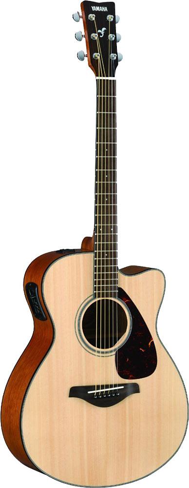 Yamaha FSX800 Electro Guitar, Grand Auditori