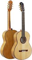 Admira F4 Flamenco Guitar, Full Size