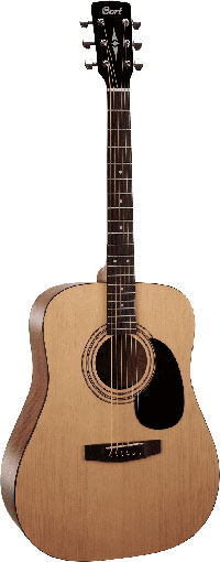 Cort AD810 Acoustic Guitar, Dreadnought