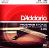 D'addario J76 Tenor Mandola Strings