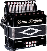 2-Row Diatonic Melodeons