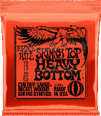 Ernie Ball P02215 Skinny top/Heavy Bottom