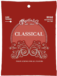 Martin M160 Classical Strings