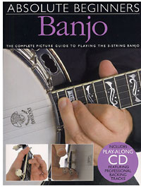 5-String Banjo Books