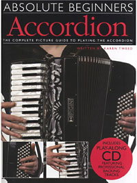 Absolute Beginners Accordion