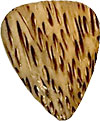 Timber Tones Classic 351 Coconut Palm Single Pick
