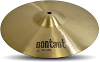 Dream Contact Splash Cymbal 12inch