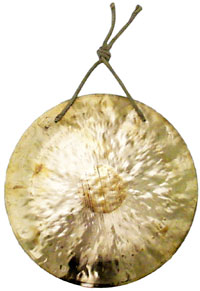 Dream Feng Wind Gong 6inch inc. mallet