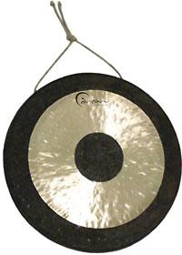 Dream Chau Black Dot Gong 16inch