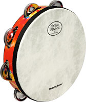 Rhythm Carnival 8inch Tambourine