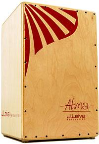 Leiva CAJ112 Alma Red Cajon