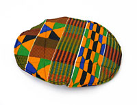 Kambala Djembe Hat 15inch, Coloured