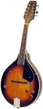 Ashbury AM-10 A Style Electro Mandolin, S/B