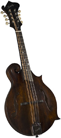 Kentucky KM-606 F Style Bluegrass Mandolin