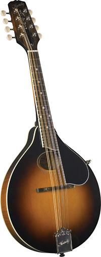 Kentucky KM-270 A Style Mandolin, Sunburst