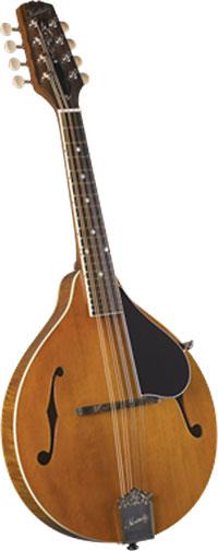 Kentucky KM-252 A Style Mandolin, Amber