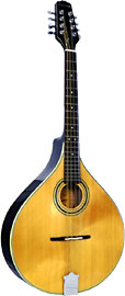 Ashbury AM-325 Octave Mandola, Flat Top
