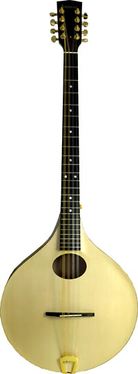 Ashbury INISHMORE Carved Irish Bouzouki MK2