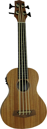 Ashbury AU-110 Fretless U-Bass Ukulele
