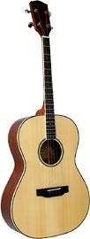 Ashbury AT-14 Tenor Guitar, Spruce Top GDAE