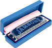 Jambone 10 hole Harmonica in G