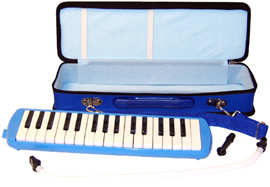 Scarlatti SME-32 32 Key Melodica, Blue