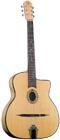 Gitane DG-250M Gypsy Jazz Guitar, Petit Bouche