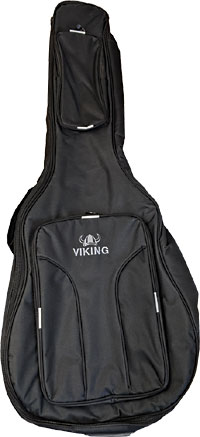 Viking VGB-20-D Deluxe Dreadnought Guitar Bag