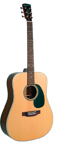 Blueridge BR-60 Dreadnought Acoustic Guitar