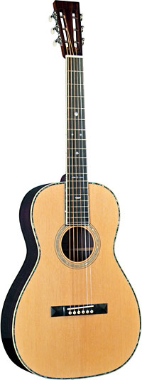 Blueridge BR-371 Parlour Body Acoustic Guitar