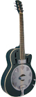 Ashbury AR-38 Resonator Guitar, Electro
