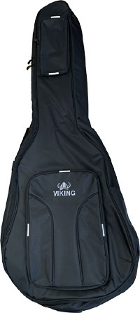 Viking VGB-20-AB Deluxe Acoustic Bass Bag