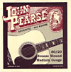 John Pearse 300M Guitar Set, Medium, Bronze