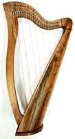 Glenluce Dornal 27 String Harp
