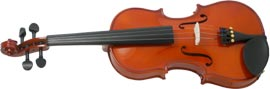 Valentino VG-102 3/4 Size Violin Outfit