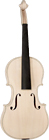 Saga VW-3 Violin In The White 4/4