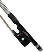 J Lasalle Carbon Graphite Violin Bow 4/4