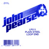 John Pearse Plain loop end string .011