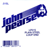 John Pearse Plain loop end string .015