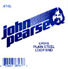 John Pearse Plain loop end string .016